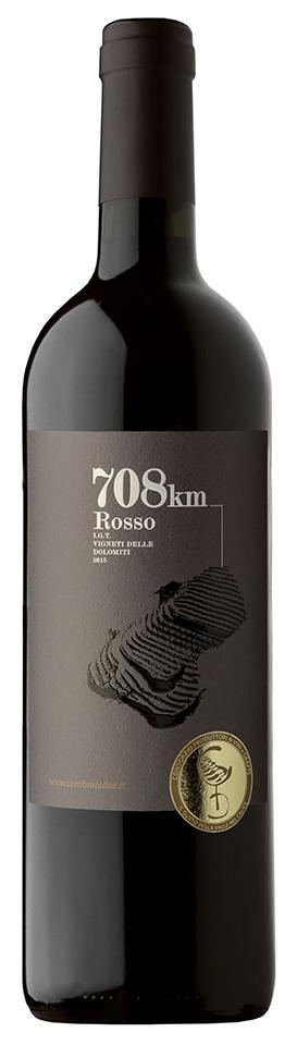708Km Rosso – Cembrani DOC