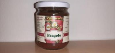 Confettura Fragole