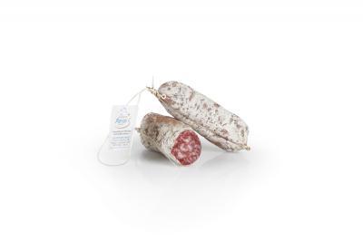 Lucanica stagionata senz'aglio