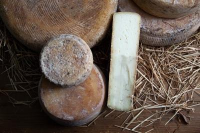 Meda - formaggio a latte vaccino lavorato crudo intero